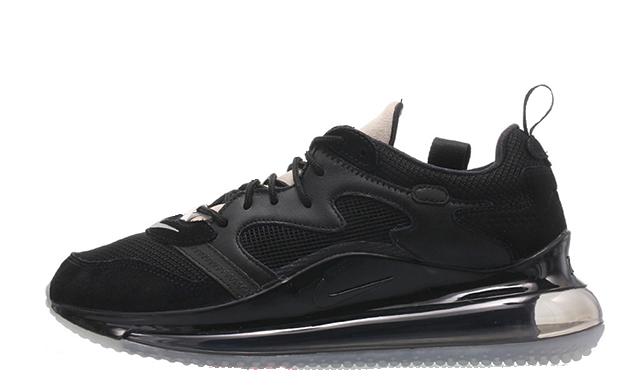OBJ x Nike Air Max 720 Black CK2531-001