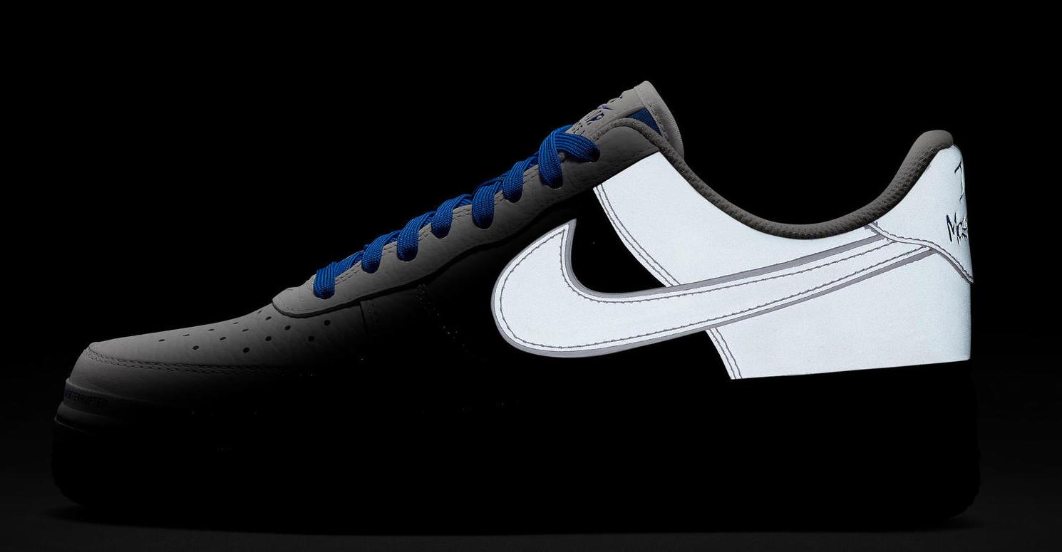 Uninterrupted x Nike Air Force 1 4