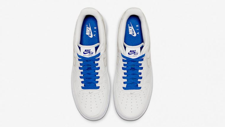 Uninterrupted x Nike Air Force 1 MTAA White CQ0494-100 middle thumbnail image