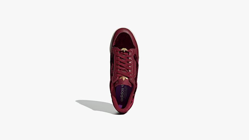 adidas Continental 80 Velvet Pack Burgundy EH0173 03