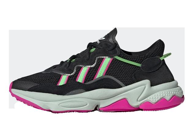 adidas Ozweego Black Pink EE5714