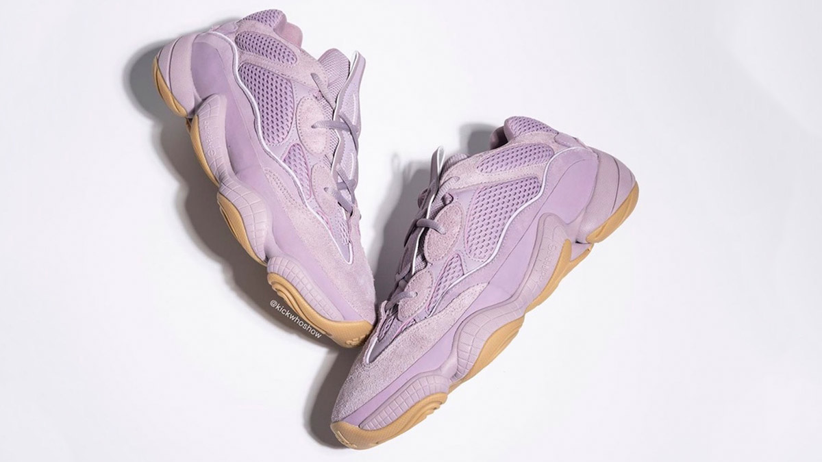 adidas Yeezy 500 Soft Vision Feature