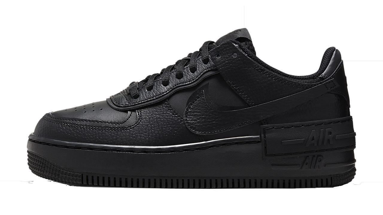 Nike Air Force 1 Shadow Black CI0919 001 Release Date Info