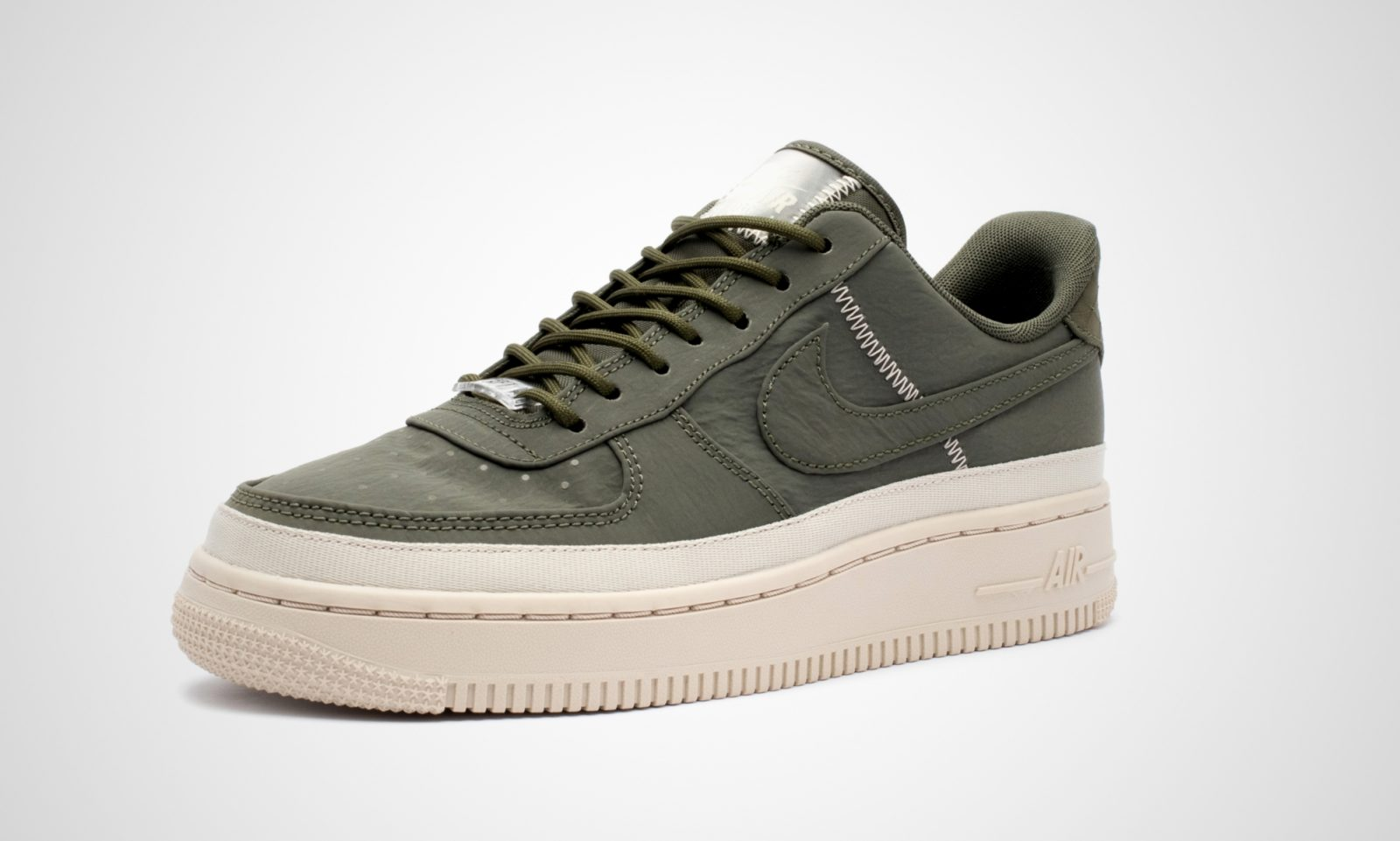 Nike Air Force 1 '07 SE Nylon Cargo Green | AA0287 302