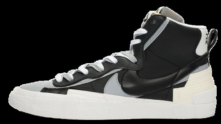sacai x Nike Blazer Mid Black | BV0072-002