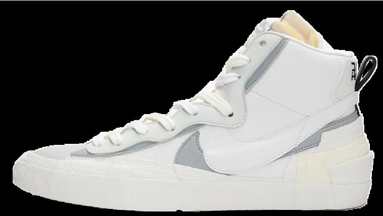 sacai x Nike Blazer Mid White | BV0072-100 1 feature thumbnail image