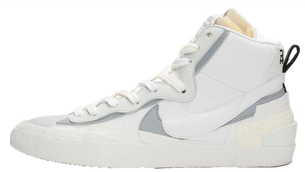 great deals pre order order sacai x Nike Blazer Mid White | BV0072-100