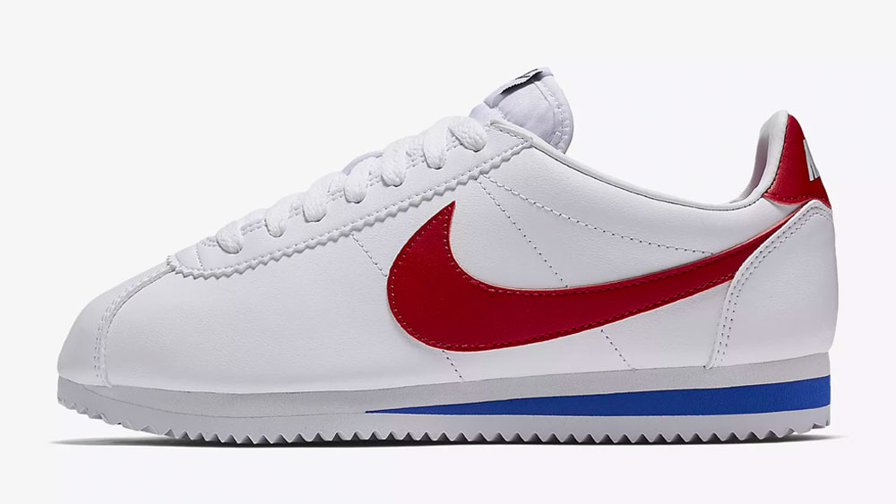 Nike Cortez Classic Red Blue