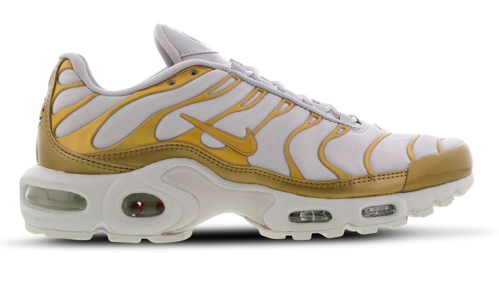 Nike Tuned Air Max Plus Gold