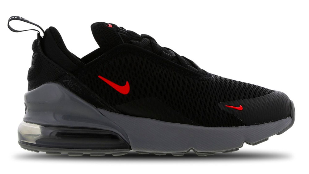 Nike Air Max 200 Black Red