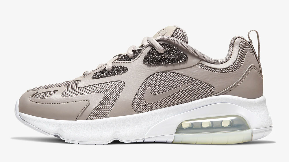 Nike air Max 200 Pumice Glitter