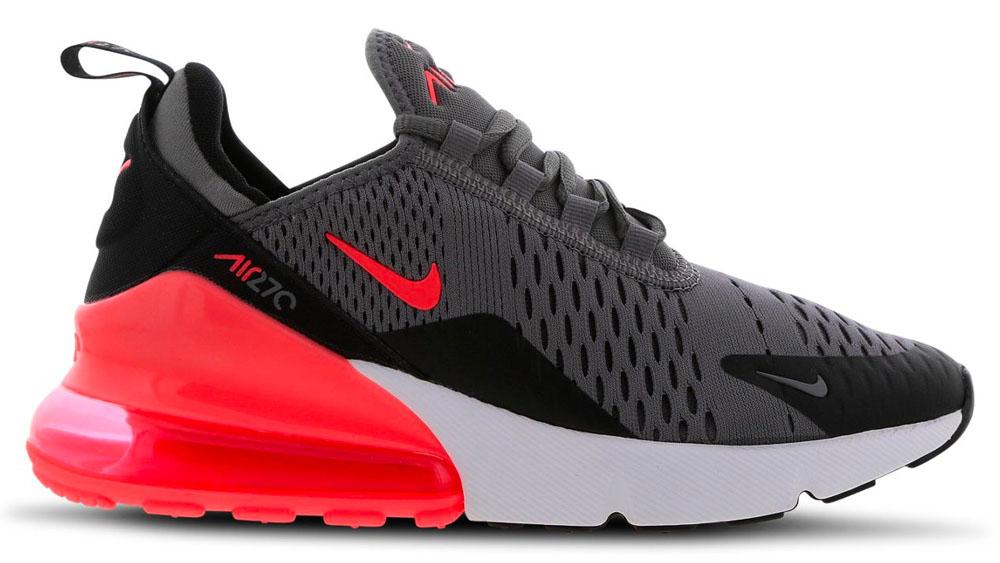 Nike Air Max 270 Red Black