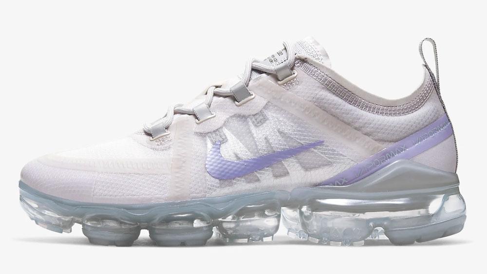 Nike Air VaporMax Purple Silver