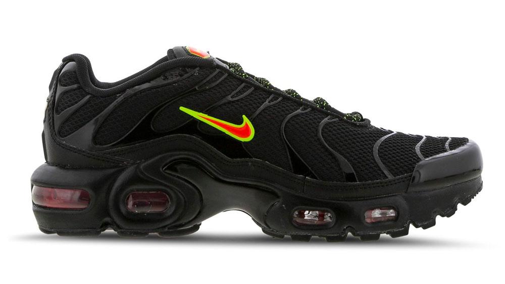 Nike Tuned Air Max Plus Black Orange