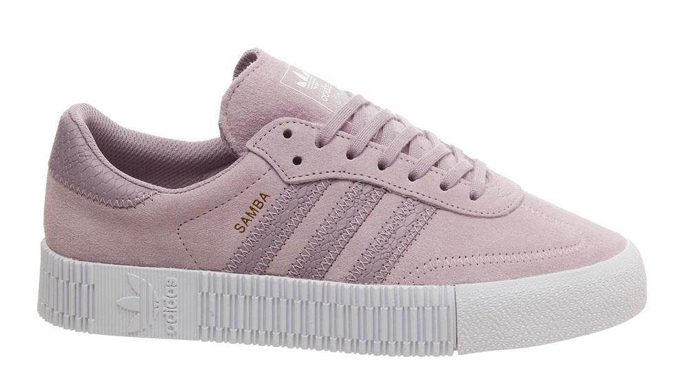adidas Sambarose Purple