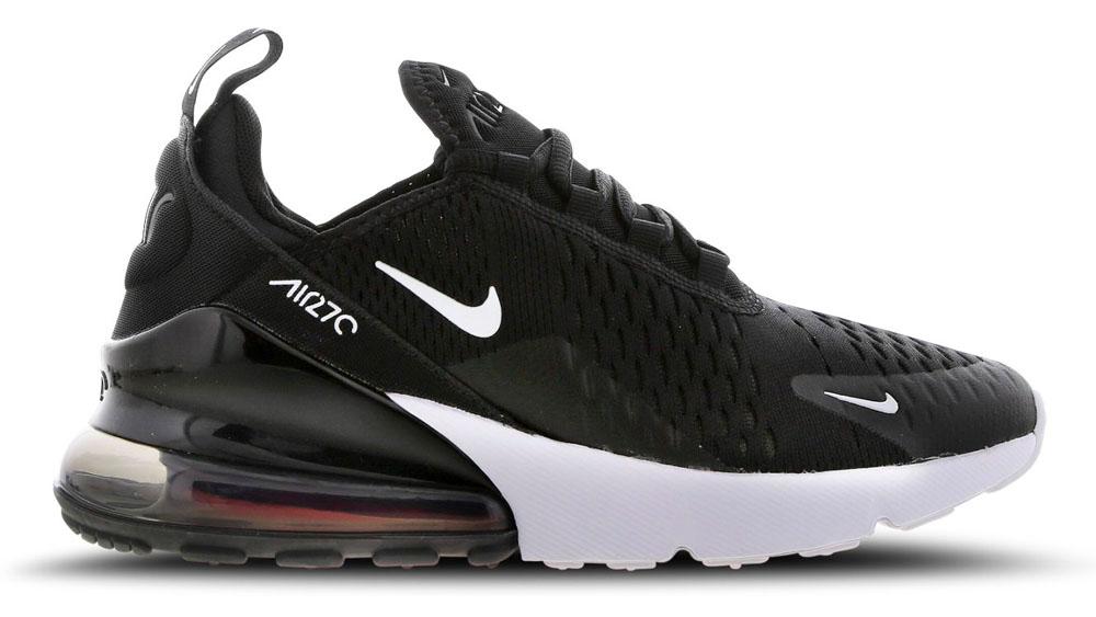 Nike air Max 270 Black White