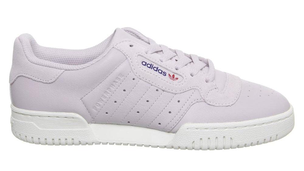 adidas Powerphase Purple White