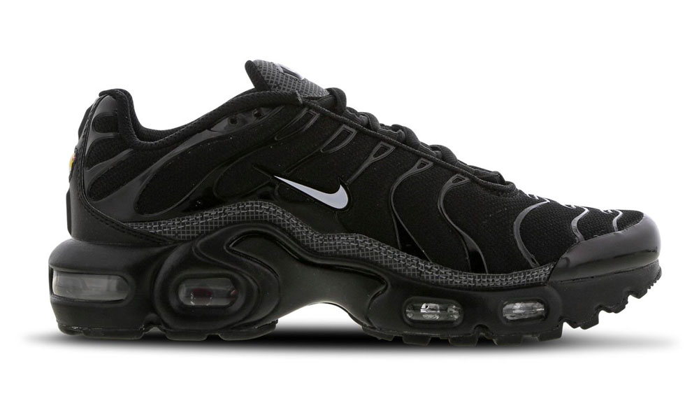 Nike Tuned Air Max Plus Black Yellow