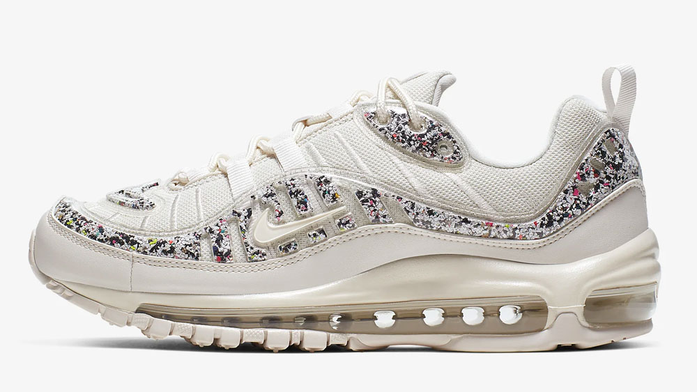 Nike Air Max 98 Recycled White