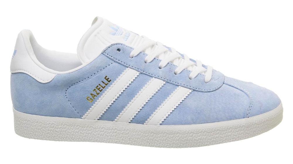 adidas Gazelle Blue White
