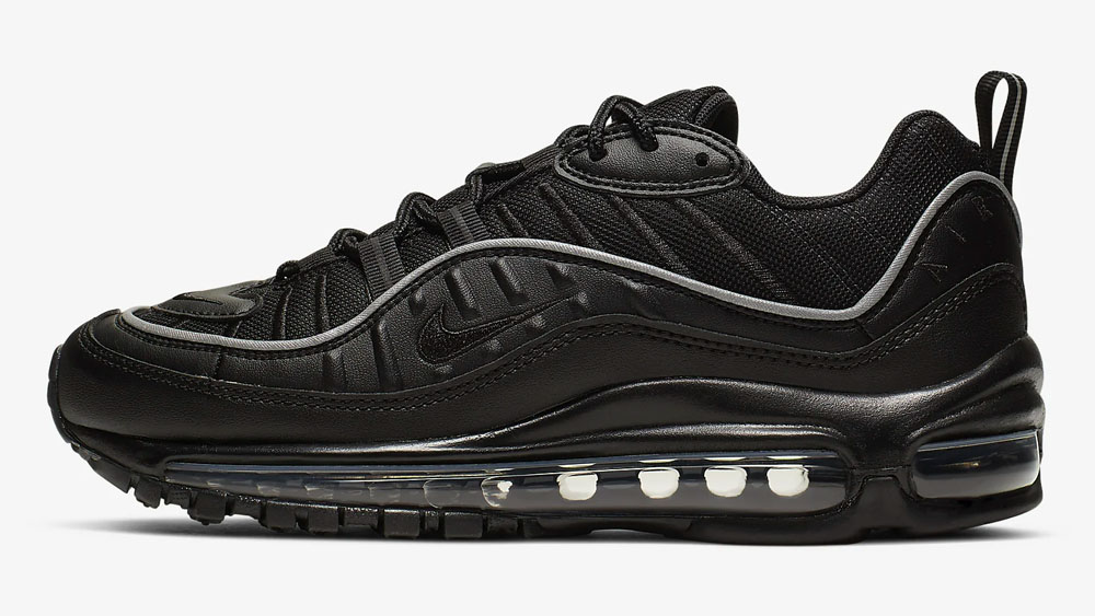 Nike Air Max 98 Triple Black