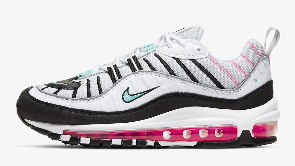 Nike Air Max 98 Black Pink