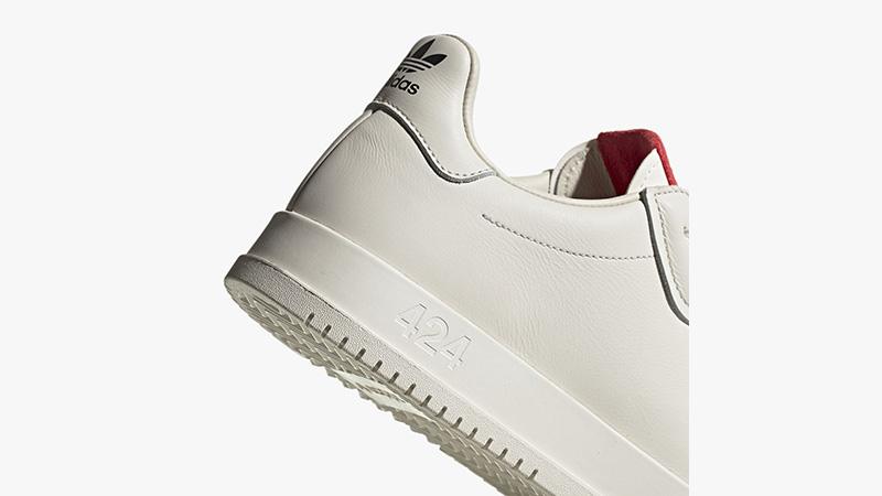 424 x adidas SC Premiere White EG3730 back