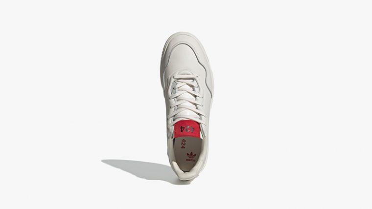 424 x adidas SC Premiere White EG3730 middle thumbnail image
