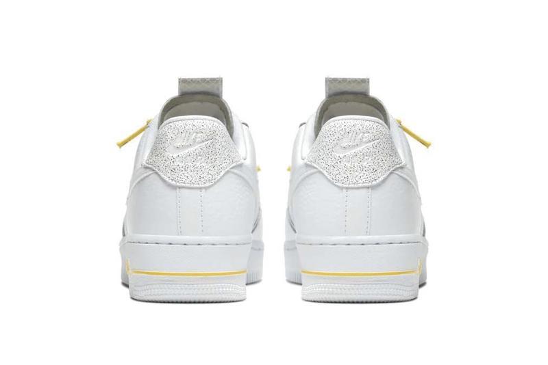 Air Force 1 White Chrome Yellow