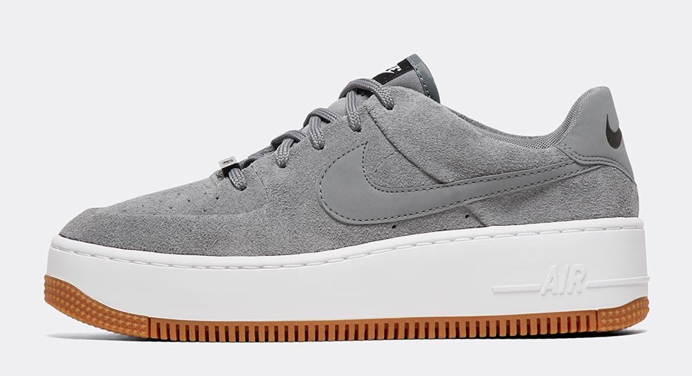 Air Force 1 sage grey