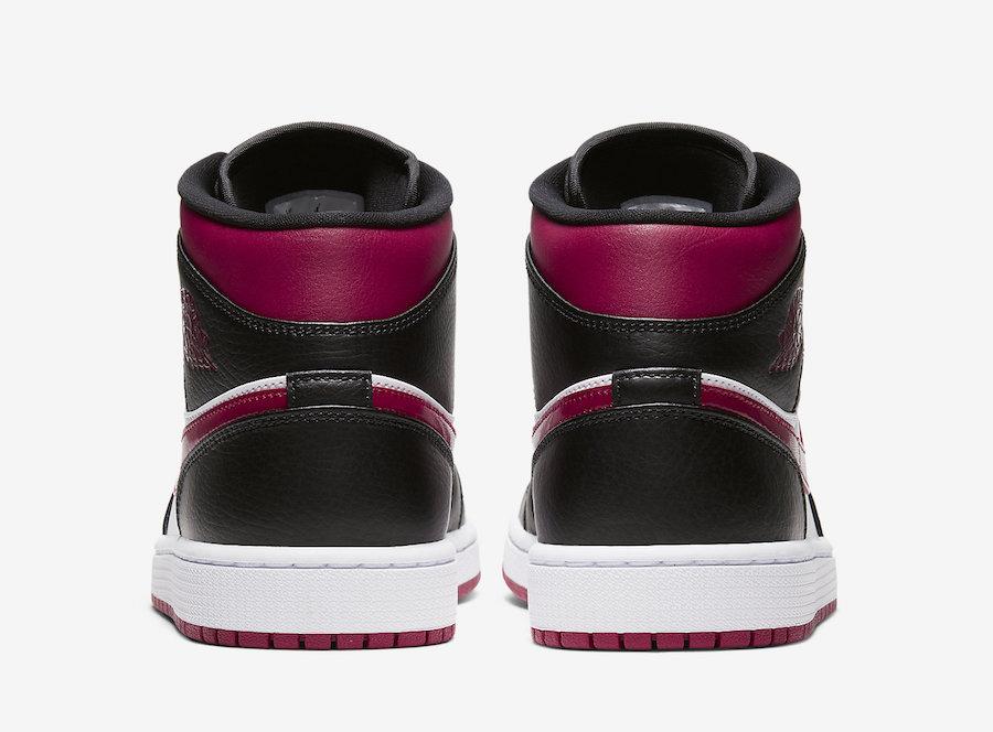 Air-Jordan-1-Mid-Bred-Toe-554724-066-Release-Date-5 heel