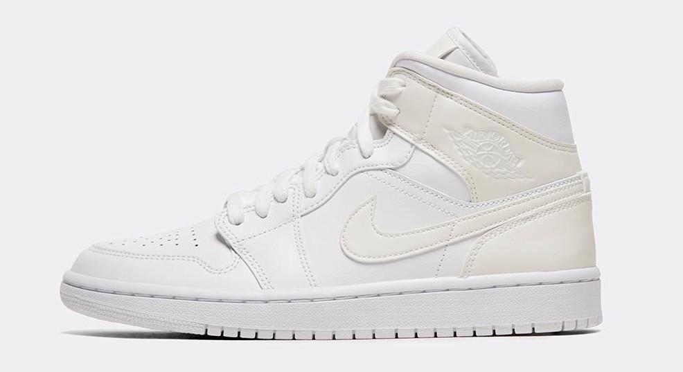 Air. Jordan 1 white