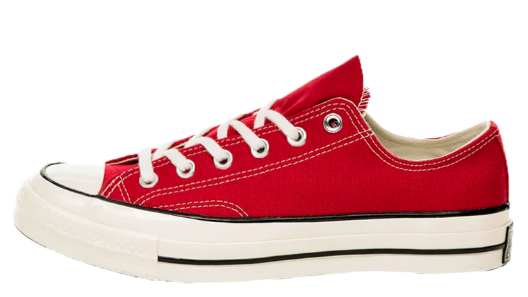 Converse All Star Chuck 70 Low Red