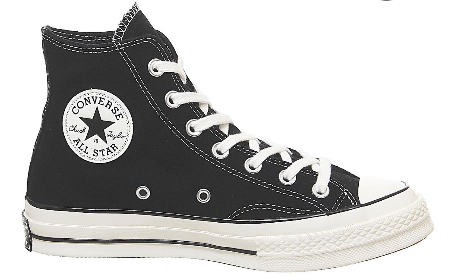 Converse Chuck Taylor 70 Black White