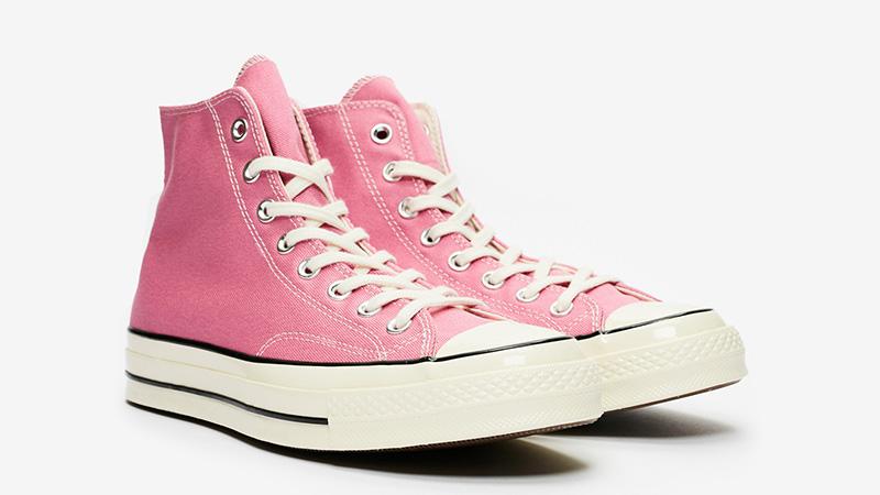 Converse Chuck Taylor 70s Hi Pink 164947C front