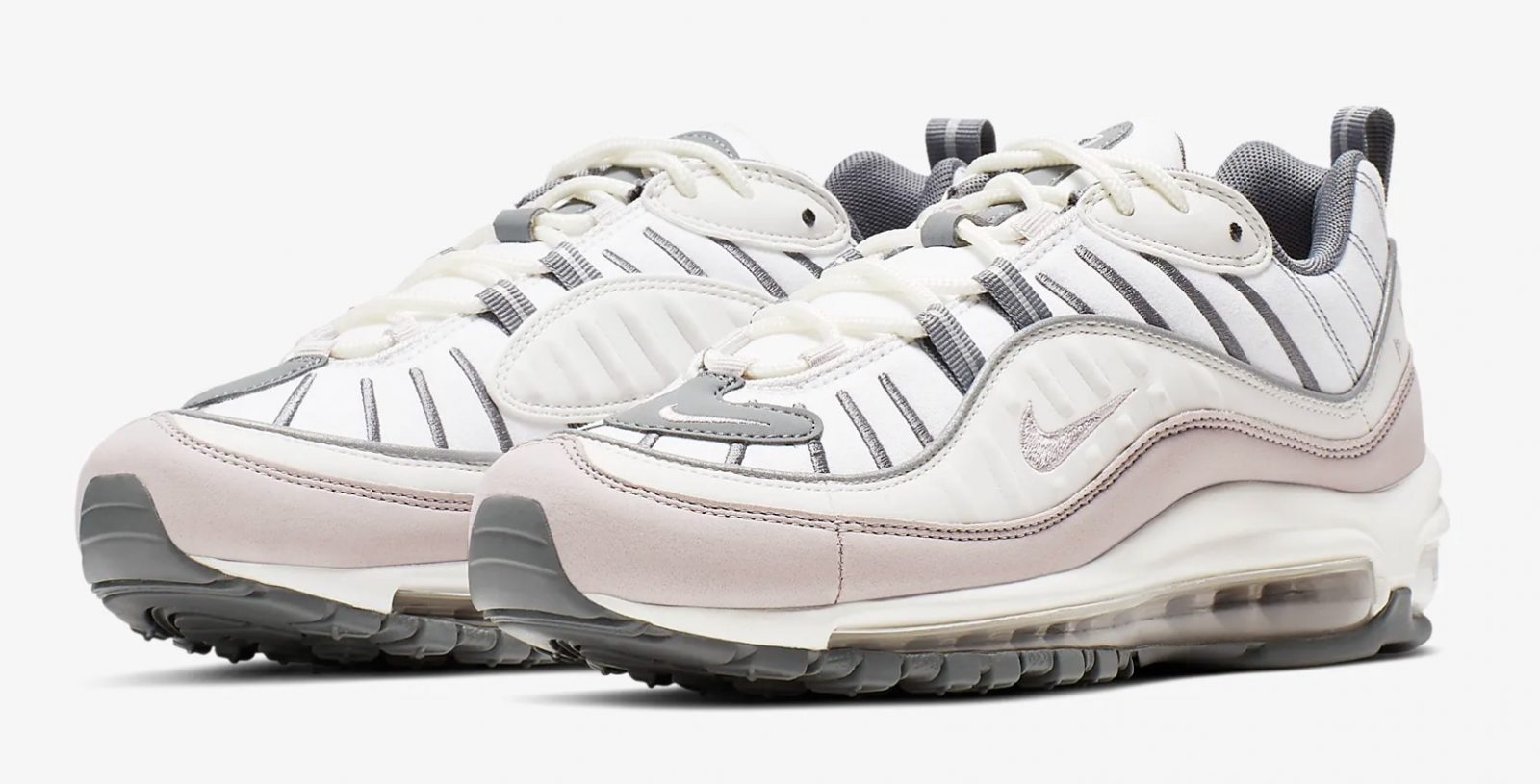 Don't Miss The Last Sizes Of This Air Max 98 'Violet Ash' In Nike's Sale 4