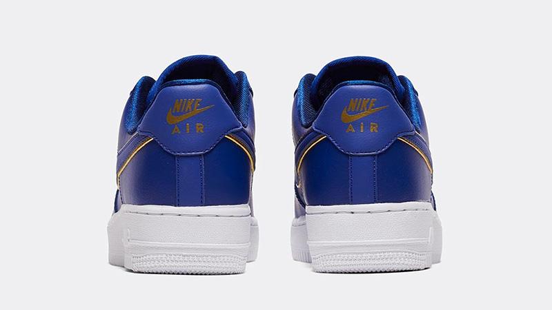 Nike Air Force 1 07 Essential Deep Royal Blue back