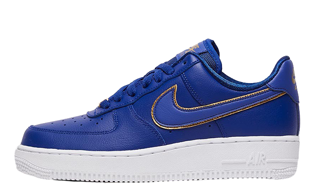 Nike Air Force 1 07 Essential Deep Royal Blue
