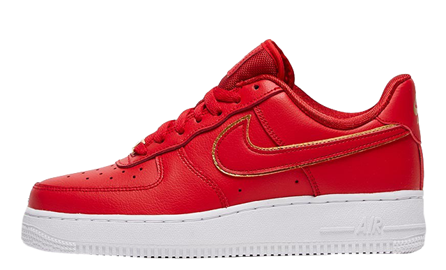 Nike Air Force 1 07 Essential Red