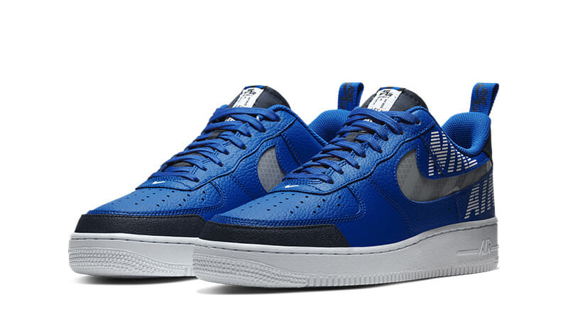 Air Force 1 Low 'Under Construction White' Nike BQ4421