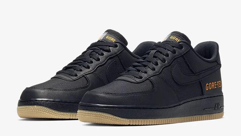 Nike Air Force 1 Gore tex Low Olive Gum