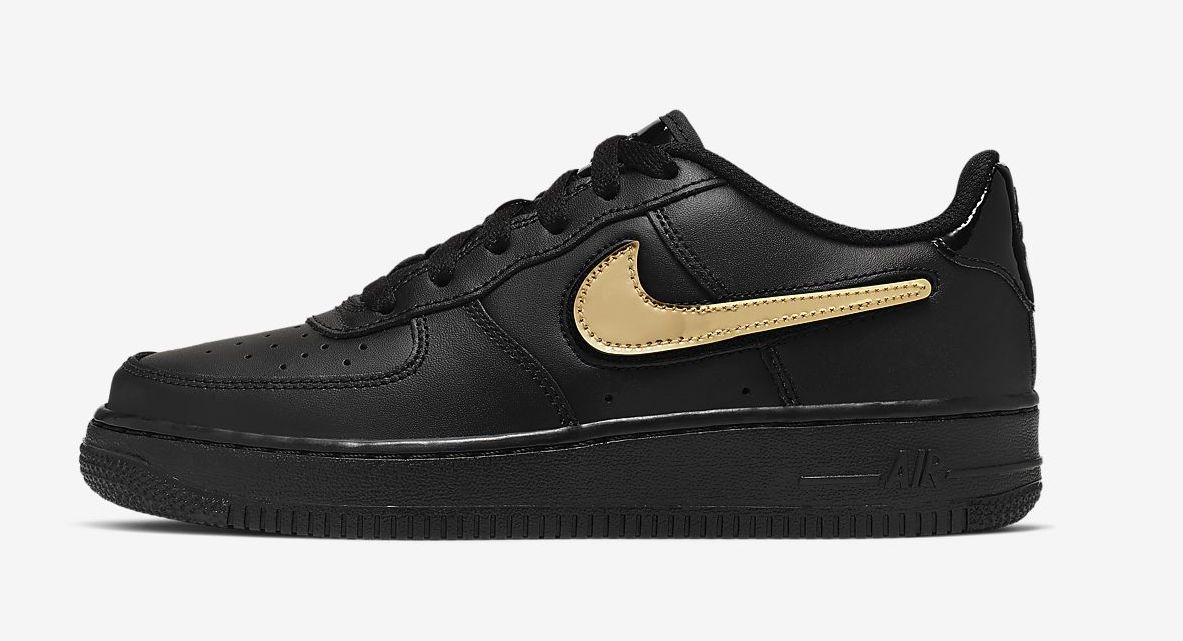 Nike Air Force 1 Removable Swoosh