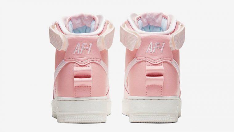 Nike Air Force 1 Utility Champion Pink back thumbnail image