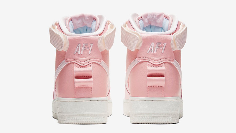 Nike Air Force 1 Utility Champion Pink back