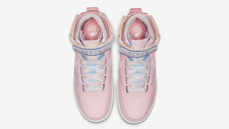 Nike Air Force 1 Utility Champion Pink middle thumbnail image