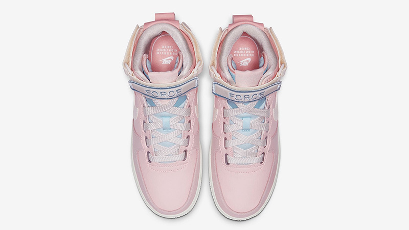 Nike Air Force 1 Utility Champion Pink middle