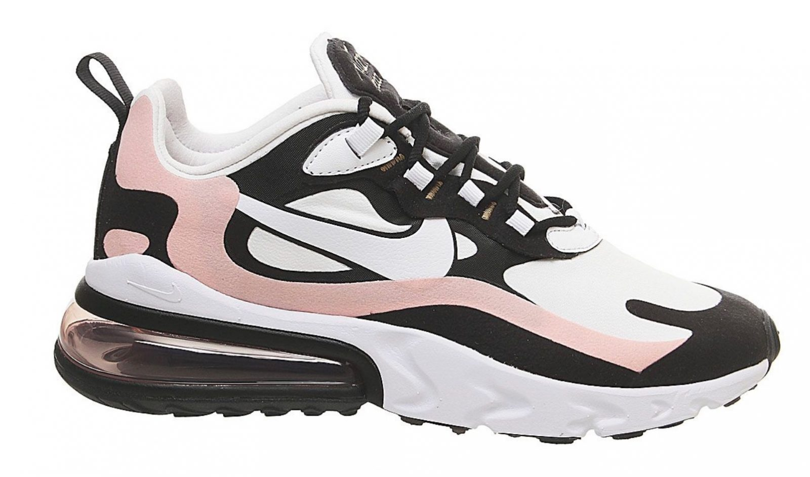 Nike Air Max 270 React Bleached Coral