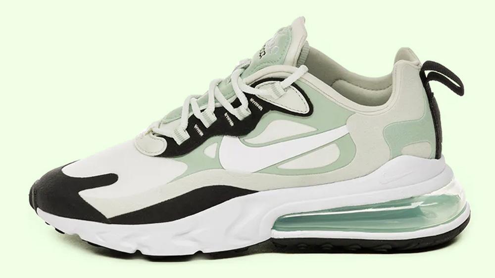 Nike Air Max 270 React Pistachio
