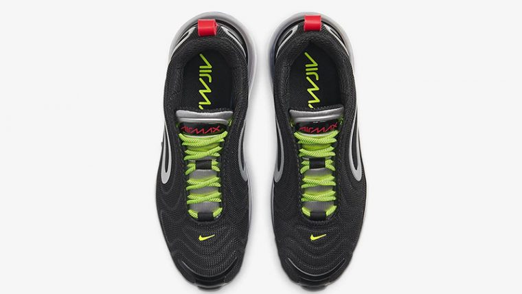 Nike Air Max 720 By You Black CT3435-001 middle thumbnail image
