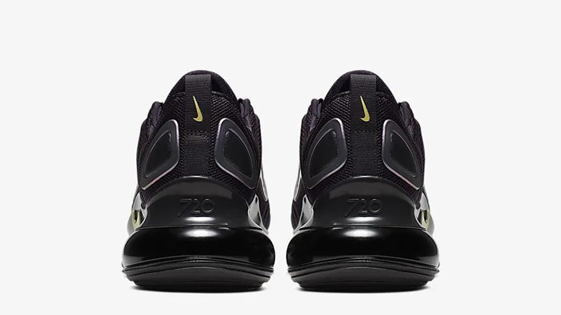Nike Air Max 720 By You Oil Grey CN0137-001 back